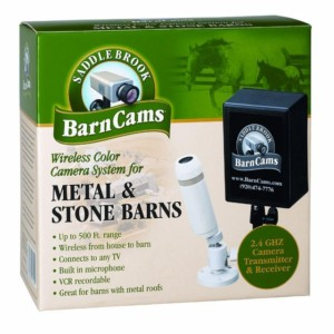 Wireless Barn Camera