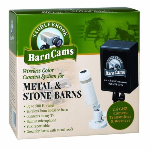 WIreless BarnCamera